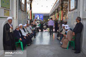 مراسم نهمین سالگرد مرحوم منتظری در نجف آباد+ تصاویر                                                            12 300x200