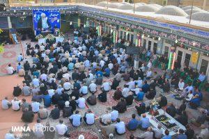 مراسم نهمین سالگرد مرحوم منتظری در نجف آباد+ تصاویر                                                            13 300x200