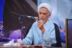 مراسم نهمین سالگرد مرحوم منتظری در نجف آباد+ تصاویر                                                            15 300x200