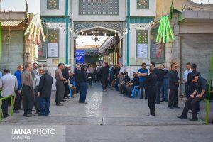 نهمین سالگرد آیت الله منتظری سالگرد سالگرد مرحوم آیت الله منتظری در نجف آباد+ تصاویر                                                            16 300x200
