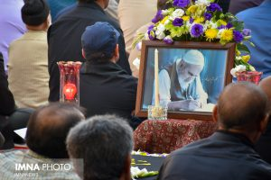 مراسم نهمین سالگرد مرحوم منتظری در نجف آباد+ تصاویر                                                            5 300x200
