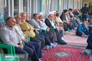 نهمین سالگرد آیت الله منتظری سالگرد سالگرد مرحوم آیت الله منتظری در نجف آباد+ تصاویر                                                            9 300x200
