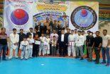 میزبانی از مسابقات کشوری کاراته
