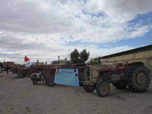 تجمع اعتراضی کشاورزان در نجف آباد+ تصاویر                                                          6 300x225
