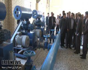 تصفیه خانه فاضلاب تعویض 1700کنتور آب خراب در نجف آباد تعویض 1700کنتور آب خراب در نجف آباد                                                                      2 300x240