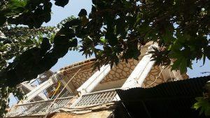 حسینیه ارشاد نجف آباد حسینیه ای که جان مردم نجف آباد را تهدید می کند+تصاویر حسینیه ای که جان مردم نجف آباد را تهدید می کند+تصاویر                                                       4 300x169