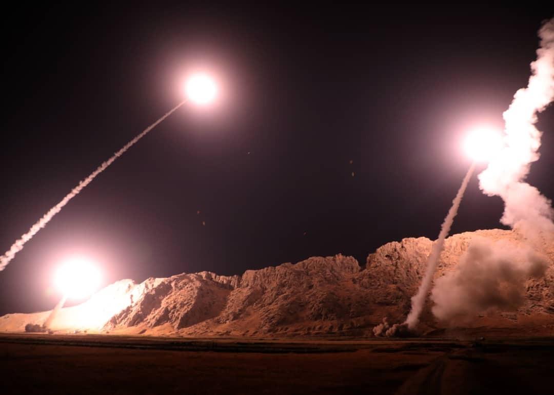 شلیک موشک به دلار