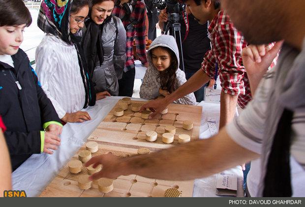 روز ریاضی در خانه تاریخی نجف آباد+فیلم