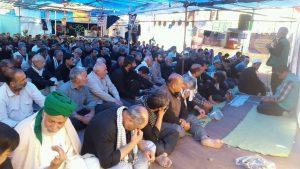 موکب نجف آباد در کربلا+تصاویر موکب نجف آباد در کربلا+تصاویر                          3 300x169
