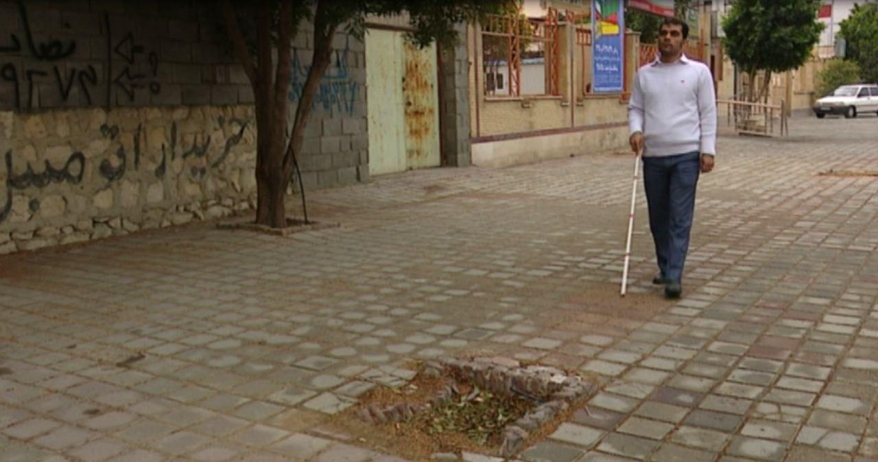 وجود بیش از ۵۰۰ نابینا در نجف آباد