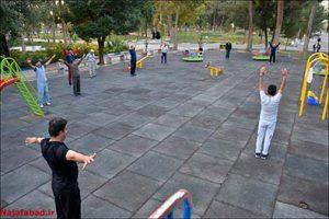 ورزش صبحگاهی در نجف آباد ورزش صبحگاهی در نجف آباد+تصاویر ورزش صبحگاهی در نجف آباد+تصاویر                                              5 300x200