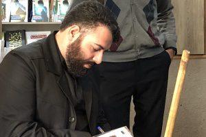 کتاب سربلند مصاحبه با ۸۰ نفر برای کتاب شهید حججی+تصاویر مصاحبه با ۸۰ نفر برای کتاب شهید حججی+تصاویر                       2 300x200