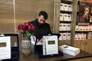 کتاب سربلند مصاحبه با ۸۰ نفر برای کتاب شهید حججی+تصاویر مصاحبه با ۸۰ نفر برای کتاب شهید حججی+تصاویر                       3 300x200
