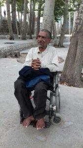 احمد شمس شهادت یک جانباز در نجف آباد+تصاویر شهادت یک جانباز در نجف آباد+تصاویر                 169x300