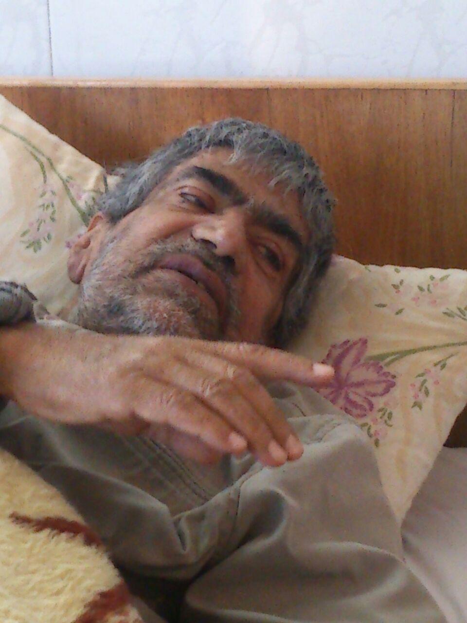 شهادت یک جانباز در نجف آباد+تصاویر