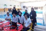 قهرمانی نجف آباد در  مسابقات ملی ربات های زیردریایی+ تصاویر و فیلم