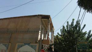 تخریب یک حسینیه در نجف آباد+ تصاویر                                         2 300x169