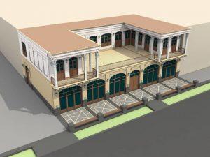 تخریب یک حسینیه در نجف آباد+ تصاویر                                         3 300x225