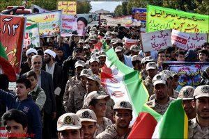 راهپیمایی ۱۳آبان در نجف آباد+تصاویر راهپیمایی ۱۳آبان در نجف آباد+تصاویر                                                      16 300x200