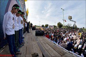 راهپیمایی ۱۳آبان در نجف آباد+تصاویر راهپیمایی ۱۳آبان در نجف آباد+تصاویر                                                      3 300x200