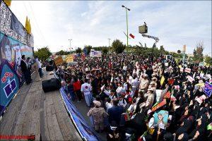 راهپیمایی ۱۳آبان در نجف آباد+تصاویر راهپیمایی ۱۳آبان در نجف آباد+تصاویر                                                      4 300x200