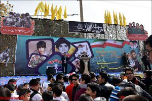 راهپیمایی ۱۳آبان در نجف آباد+تصاویر راهپیمایی ۱۳آبان در نجف آباد+تصاویر                                                      7 300x200
