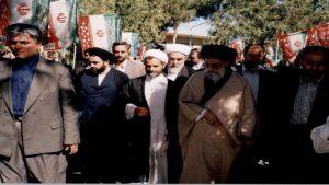 سفر رهبری به نجف آباد+ فیلم و تصاویر                                        1 300x169