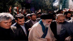 سفر رهبری به نجف آباد+ فیلم و تصاویر                                        2 300x169