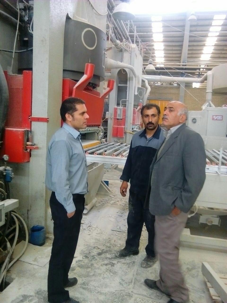 تولید ۶هزار متر مربعی در کاشی اصفهان تولید ۶هزار متر مربعی در کاشی اصفهان تولید ۶هزار متر مربعی در کاشی اصفهان                       3