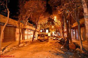 بهسازی بازار نجف آباد قلب بازار نجف آباد تکان خورد+تصاویر قلب بازار نجف آباد تکان خورد+تصاویر                                         8 300x200