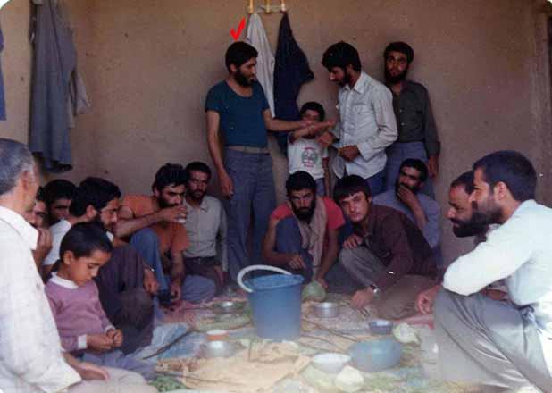 تصاویر تصاویر شهید احمد کاظمی+ تصاویر                              114