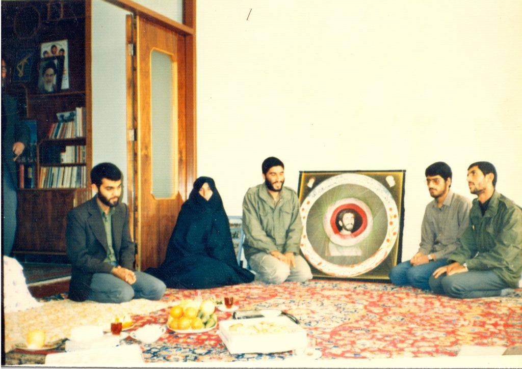 تصاویر تصاویر شهید احمد کاظمی+ تصاویر                              265 1024x725