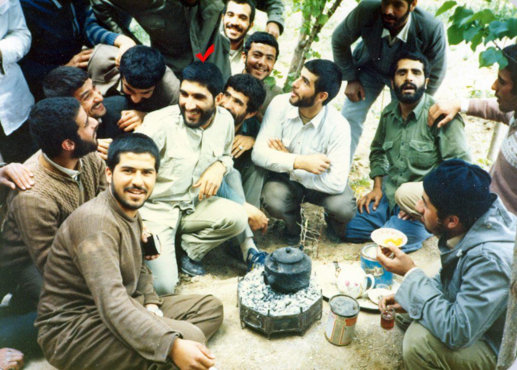 تصاویر تصاویر شهید احمد کاظمی+ تصاویر                              275 1024x733