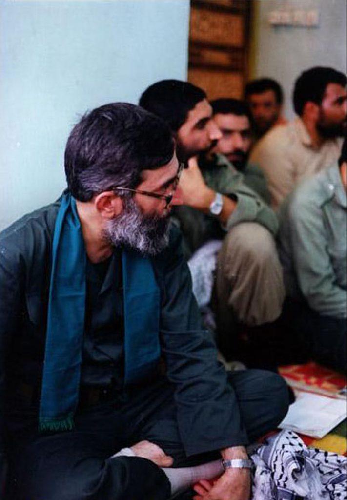 رهبر انقلاب تصاویر تصاویر شهید احمد کاظمی+ تصاویر                              338 711x1024