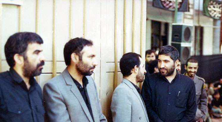 تصاویر شهید احمد کاظمی تصاویر تصاویر شهید احمد کاظمی+ تصاویر                              382