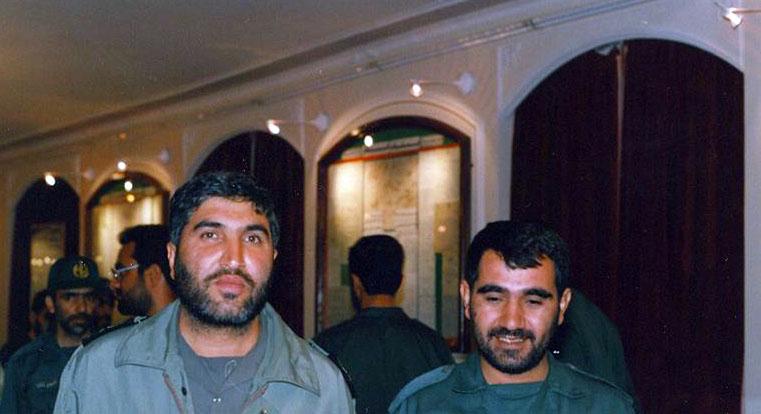 سردار شهید احمد کاظمی تصاویر تصاویر شهید احمد کاظمی+ تصاویر                              387