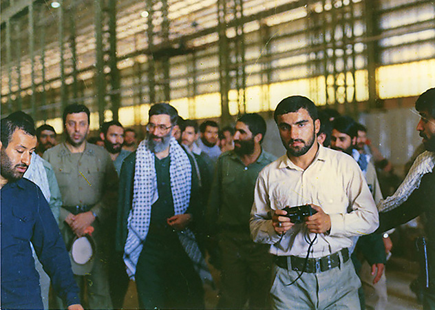 تصاویر تصاویر شهید احمد کاظمی+ تصاویر                              75