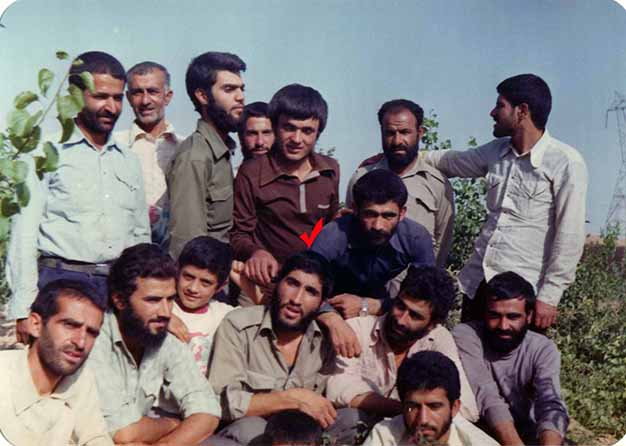 تصاویر تصاویر شهید احمد کاظمی+ تصاویر                              89