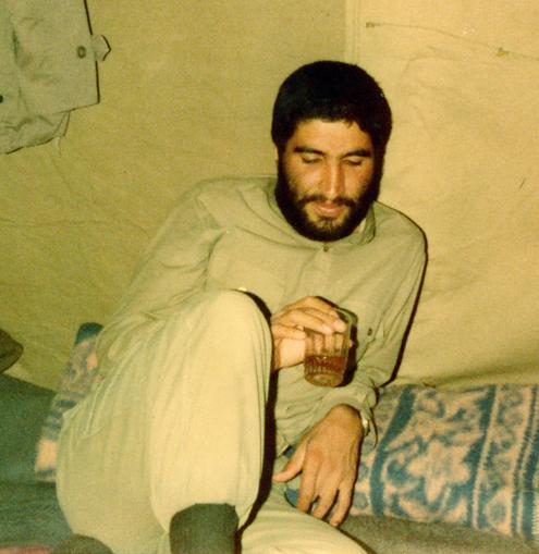 تصاویر تصاویر شهید احمد کاظمی+ تصاویر                              92
