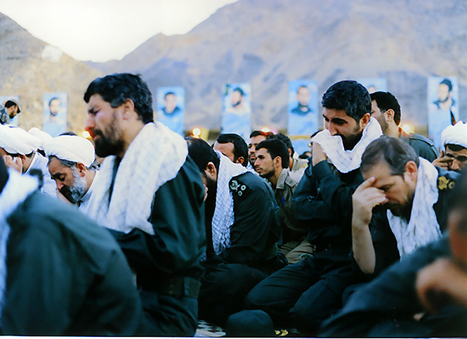 تصاویر تصاویر شهید احمد کاظمی+ تصاویر                              98