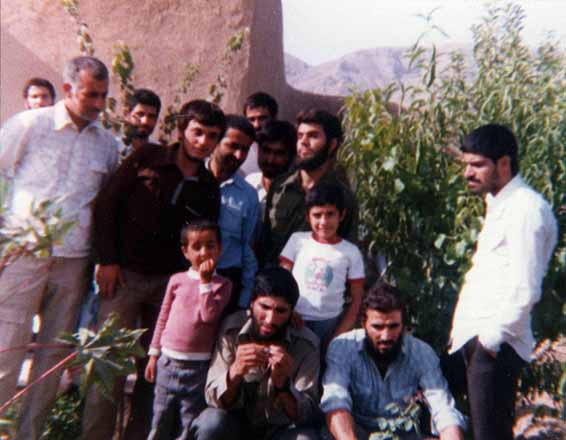 تصاویر تصاویر شهید احمد کاظمی+ تصاویر                              99