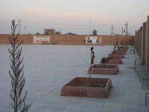 کار جهادی در مجتمع شهید حججی+ تصاویر                                              4 300x225