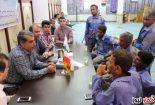 رسیدن میز خدمت به نماز جمعه نجف آباد رسیدن میز خدمت به نماز جمعه نجف آباد رسیدن میز خدمت به نماز جمعه نجف آباد                                        155x105