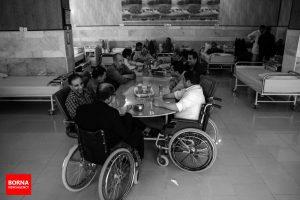 آسایشگاه جانبازان شهید رجایی نجف آباد آسایشگاه جانبازان در نجف آباد+تصاویر آسایشگاه جانبازان در نجف آباد+تصاویر                                                                       30 300x200
