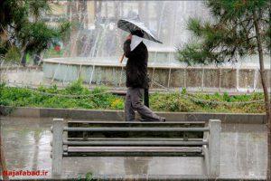 بارش باران در نجف آباد باران در نجف آباد+تصاویر باران در نجف آباد+تصاویر                                          4 300x200
