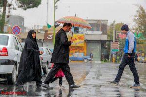 باران در نجف آباد روز بارانی نجف آباد+تصاویر روز بارانی نجف آباد+تصاویر                                          9 300x200