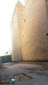 خطر تخریب؛ بیخ گوش برج های صفا+ تصاویر خطر تخریب؛ بیخ گوش برج های صفا+ تصاویر                                          2 169x300
