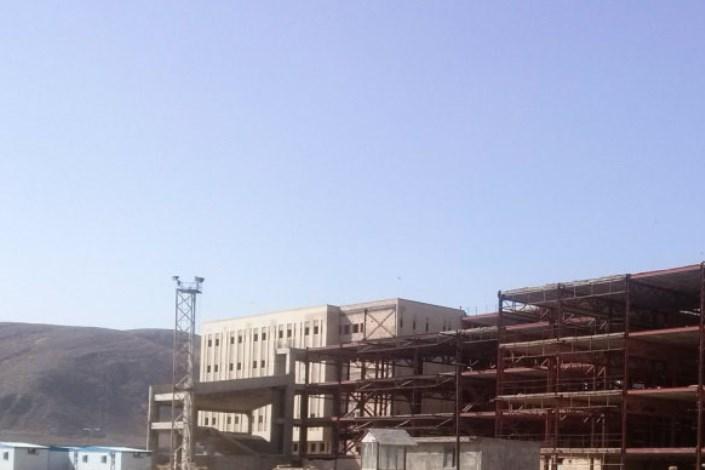 توقف ۲۲ ساله ساخت بیمارستان نجف آباد