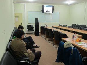 مائده تاجی کارشناس هوش مصنوعی اولین دفاعیه هوش مصنوعی کشور در پیام نور نجف آباد+تصاویر اولین دفاعیه هوش مصنوعی کشور در پیام نور نجف آباد+تصاویر                                                        3 300x225