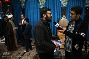 خانواده شهید حججی کاروان قرآنی در نجف آباد+ تصاویر کاروان قرآنی در نجف آباد+ تصاویر                                              3 300x200